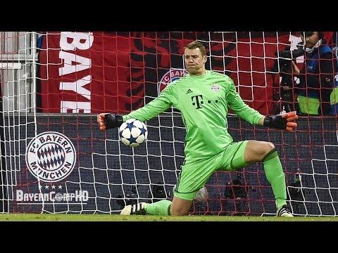 Manuel Neuer Top 50 Epic Saves Ever - I'm Back