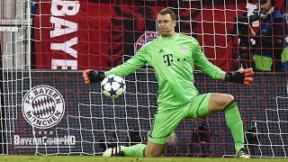 Manuel Neuer Top 50 Epic Saves Ever - I'm Back