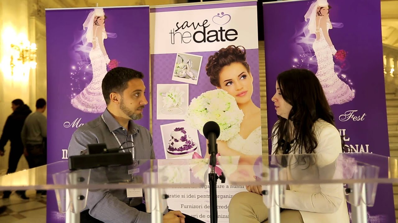 Interviu Cu Victor Marina La Mariage Fest Youtube