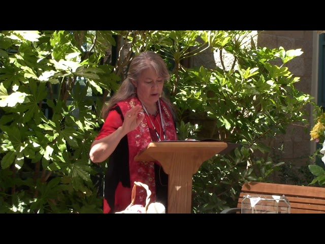 MDUUC Sunday Service 6/20/2021 - Sermon - Rev Leslie Takahashi