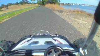 FPV Gone in 60 secs from the cockpit THE BAY
