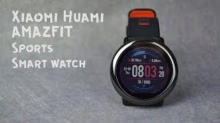 часы для спорта Xiaomi AMAZFIT PACE  II Лучшее что придумано