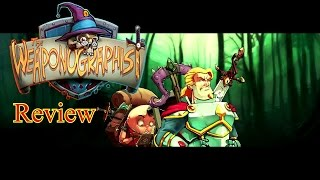 The Weaponographist [Game Review]