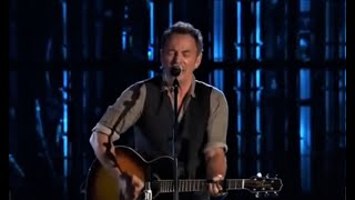Bruce Springsteen - Live Acoustics / Promised Land / Born In The U.S.A / Dancing In The Dark