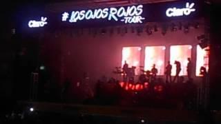 #LosOjosRojosTour #Expo 2016 - Kchiporros arranca