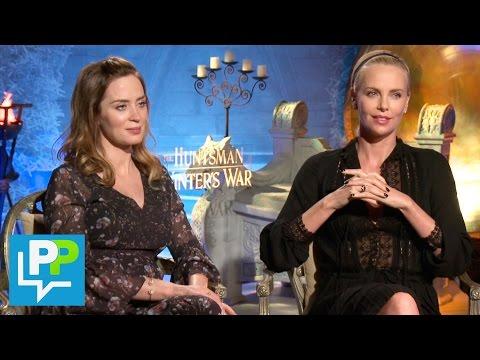 Papelpop entrevista Charlize Theron e Emily Blunt