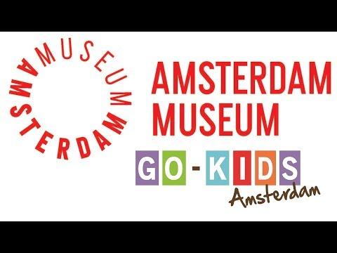 Amsterdam Museum: vlog van Go-Kids reporter Julia