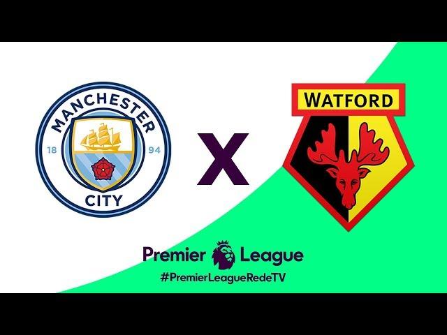 Manchester City x Watford: RedeTV! transmite jogo da Premier League às 14h15 deste sábado (9)