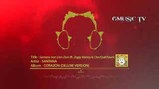 santana iron lion zion feat ziggy marley chocquibtown audio hd