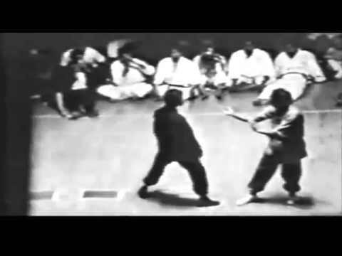 [Rare] Bruce Lee Longbeach International Karate 'Complet' Br