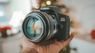 Best CHEAP DSLR Camera 2020!!