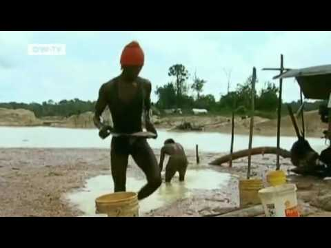 Global 3000 | Mining Gold In Guyana