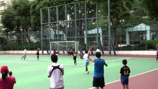回歸盃足球比賽2013 ( 第三場 )