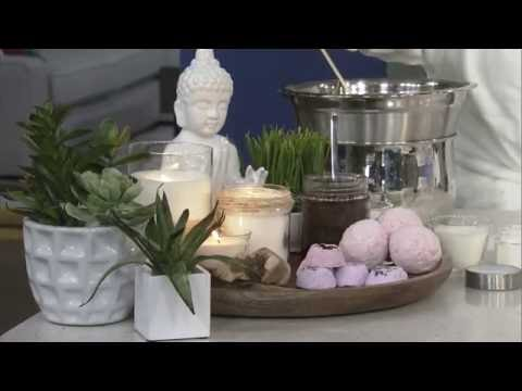 Create A Relaxing DIY Spa At Home