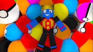 Minecraft: POKEBOLAS INFINITAS  ‹ LIGA POKEMON › #01