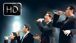IL DIVO world tour concert at Brighton 11/04/2012 (FULL HD)