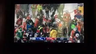 Lesean McCoy AMAZING MVP Day 20 Yard Game Winner TD!!! Bills Mafia Going Crazy Colts Vs Bills   NFL
