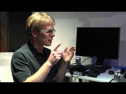 E3 2012: John Carmack Interview