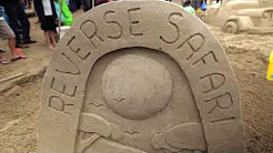 Sand Castle Contest Cannon Beach Oregon 2017