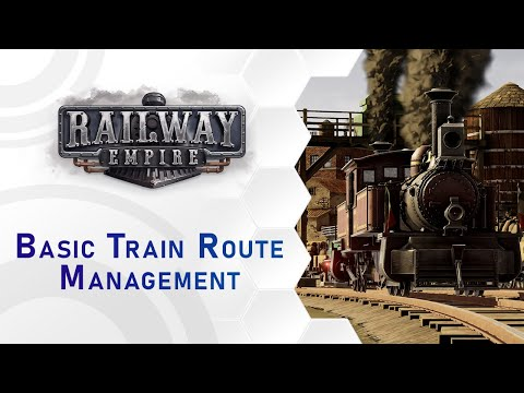 Railway Empire - A Guide to Basic Signalling