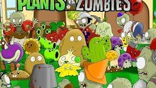 Plantas contra Zombies Garden Warfare en VIVO!