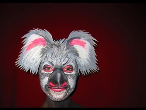 Alpaca Face Paint
