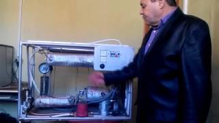 Установка для производства метанола из метана и воды  15 л ч