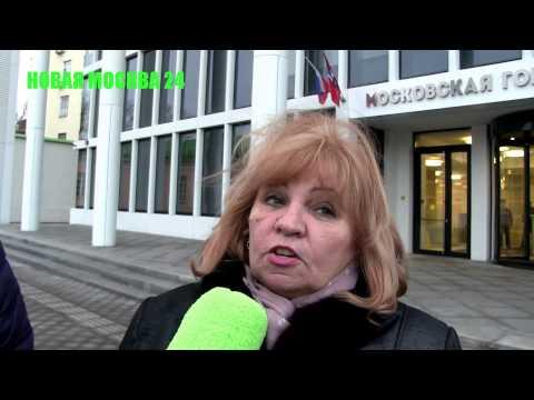 Поселение Мосрентген и его жители - НОВАЯ МОСКВА ТВ