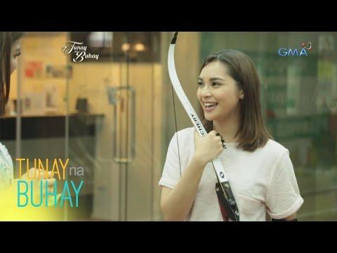 Tunay na Buhay: Ang karera ni Ryza Cenon sa showbiz
