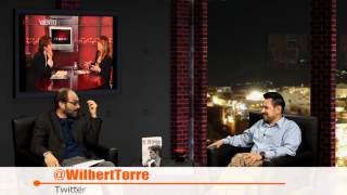 El Despido (de Carmen Aristegui), en La Cuadratura del Círculo. Rompeviento TV. 9/6/15
