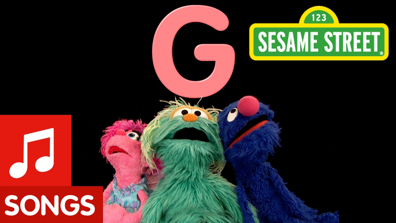 sesame street letter of the day sesame letter g letter of the day 10711 | maxresdefault