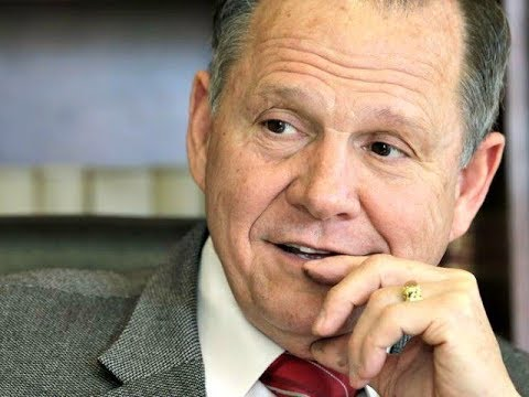🔴 Judge Roy Moore VS Fake News! [2017 video]
