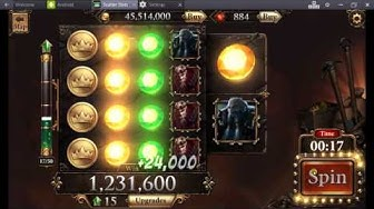 scatter slots coins and upgrades fast