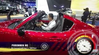 [Live] พาชม Mazda MX-5 RF ค่าตัว 2.8 ล้านบาท และ CX-3 MY17