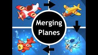Merging Planes | Merge Plane gameplay #1