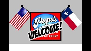 Papa's Burgers #IGWT Welcome Video