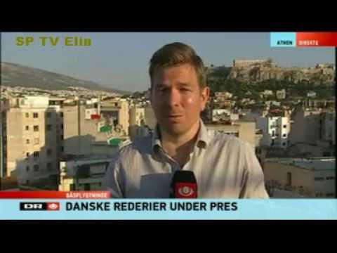 Danske rederier under press a