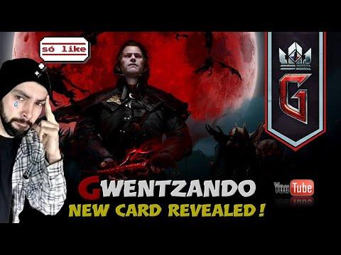 [crimson Curse] NEW CARD REVEALED! By Gwentzando