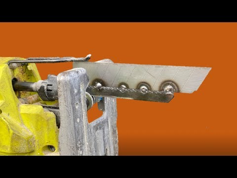 Awesome DIY Jig Saw TRICK || LIFE HACKS