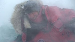 Arctic Storm - Baffin Island