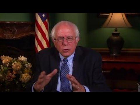 Sen. Bernie Sanders: America is Speeding Toward Oligarchy