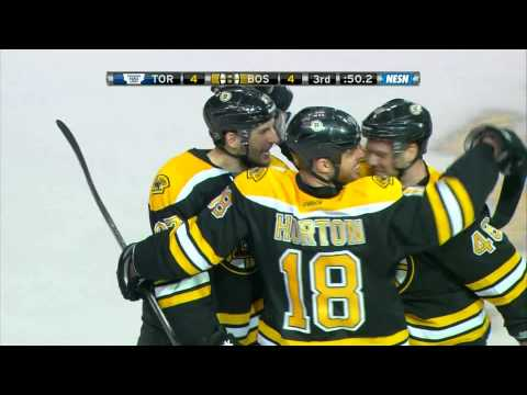 Bruins-Leafs Game 7 2013 NESN Highlights 5/13/13