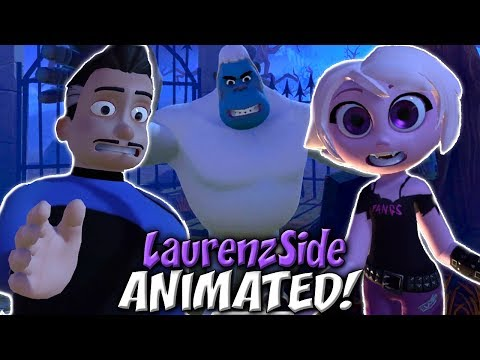 FINDING BIGFOOT 3D ANIMATION |  Funny Moments Montage (LaurenzSide Animated)