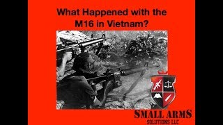 What Happened with the M16 in Vietnam?