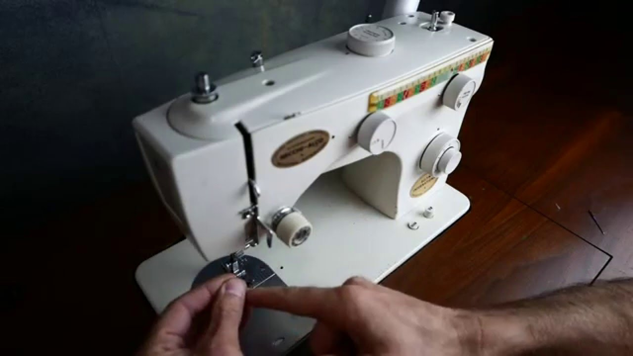 How to Thread a Home Sewing Machine and Basics for Beginners on a Necchi Necchi Sewing Machine Wiring Diagram on