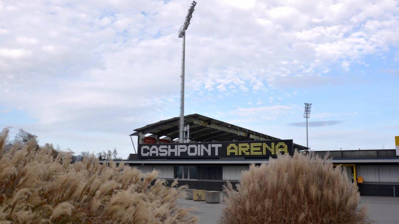 25 Jahre Cashpoint Arena Fussballstadion Schnabelholz Altach