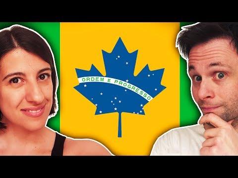 BRASILEIROS NO CANADÁ - QUANTOS SÃO E ONDE ESTÃO?