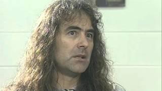 Iron Maiden, Steve Harris, Dave Murray,  Saint John, NB, July 11, 1999.