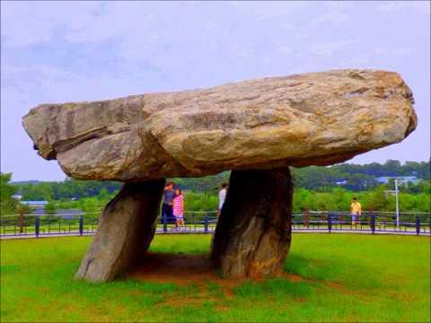 Korean Ice Age Civilisation - Ganghwa Island Dolmen