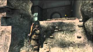 Sniper Elite V2 Silver Star Edition-Ep8- That Aint No Rock!